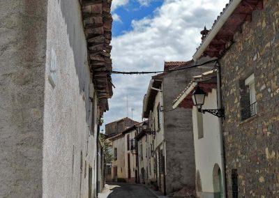 Ruta circular doble entre Santa Engracia, Javierregay y Somanés