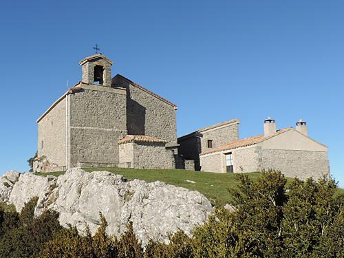 Ruta circular Ermita de la Virgen de la Peña y Plan de Sasi